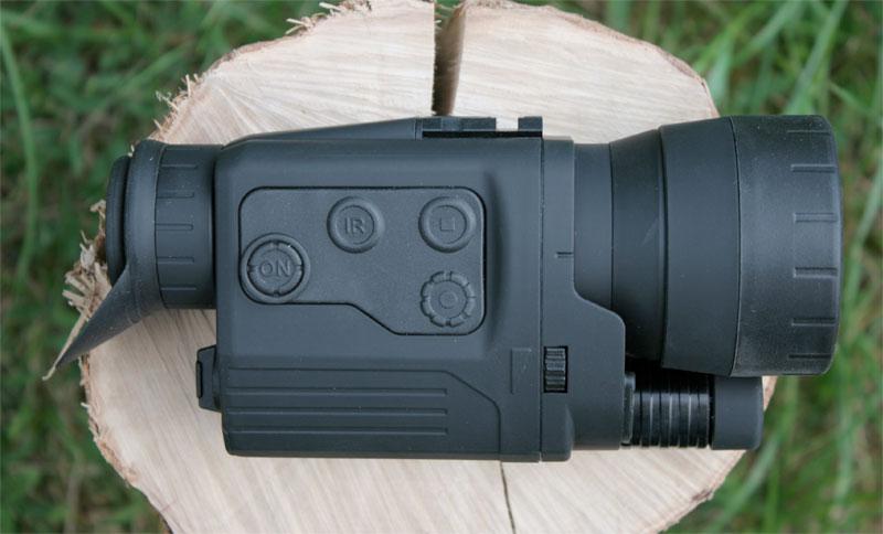 Цифровой прибор ночного видения pulsar digiforce x970